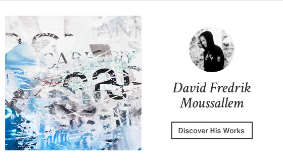 Browse Artworks by David Fredrik Moussallem