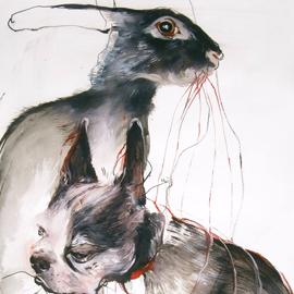 Holding You by Olga Gál