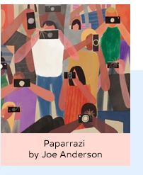 PAPARRAZI BY JOE ANDERSON